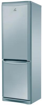 Холодильник с морозильником Indesit NBA 18 S - общий вид