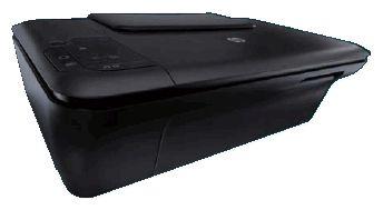 МФУ HP Deskjet 1050 - вид спереди