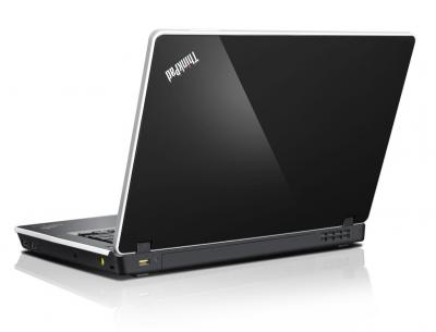 Ноутбук Lenovo ThinkPad Edge 15 (NVLGMRT) - сзади открытый