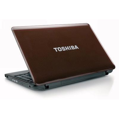Ноутбук Toshiba Satellite L655-19U - вид крышки