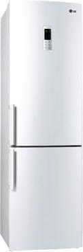 Холодильник с морозильником LG GA-B489BVQA - общий вид