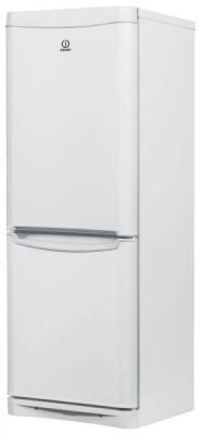 Холодильник с морозильником Indesit NBA 18 FNF - общий вид
