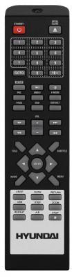 DVD-плеер Hyundai H-DVD5036 - пульт управления