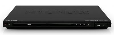 DVD-плеер Hyundai H-DVD5036 - общий вид