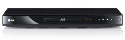 Blu-ray-плеер LG BD-550 - вид спереди