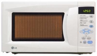 Микроволновая печь LG MS1944X - вид спереди