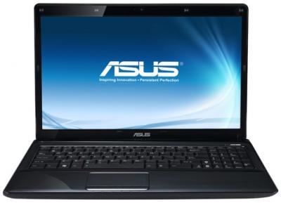 Ноутбук Asus A52JT-SX050D - спереди