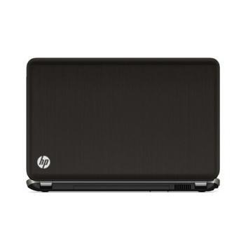 Ноутбук HP PAVILION dv7-6025sr - сзади