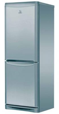 Холодильник с морозильником Indesit NBA 16 S - общий вид