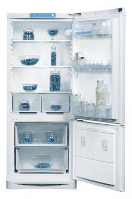 Холодильник с морозильником Indesit NBA 15 - общий вид