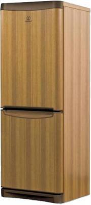 Холодильник с морозильником Indesit NBA 18 T - общий вид