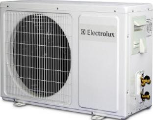 Сплит-система Electrolux EACS-12HC - внешний блок