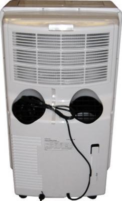 Мобильный кондиционер Electrolux EACM-12 DR/N3 - вид сзади