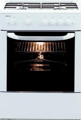Кухонная плита Beko CG 61110 G - вид спереди