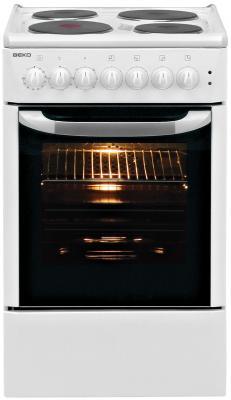 Кухонная плита Beko CE 56100 - вид спереди