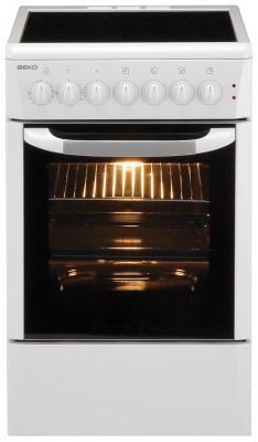 Кухонная плита Beko CE 58100 - вид спереди