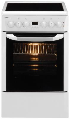 Кухонная плита Beko CE 58200 - вид спереди