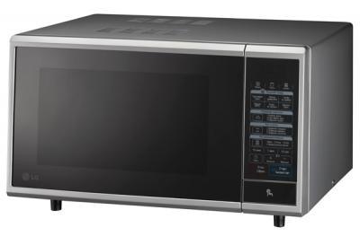 Микроволновая печь LG MF6540SFS - вид спереди