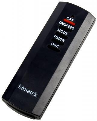 Вентилятор Bimatek SF 302 - пульт управления