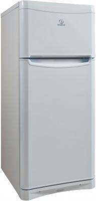 Холодильник с морозильником Indesit NTA 14 R - Вид спереди