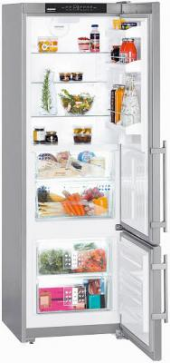 Холодильник с морозильником Liebherr CBPesf 3613 - общий вид
