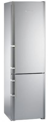 Холодильник с морозильником Liebherr CBPesf 4013 - вид спереди