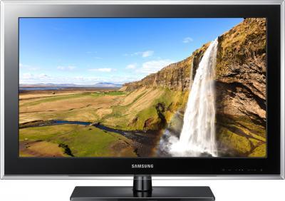 Телевизор Samsung LE37D550K1W - общий вид