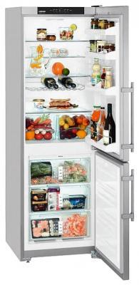 Холодильник с морозильником Liebherr CUNesf 3523 - общий вид