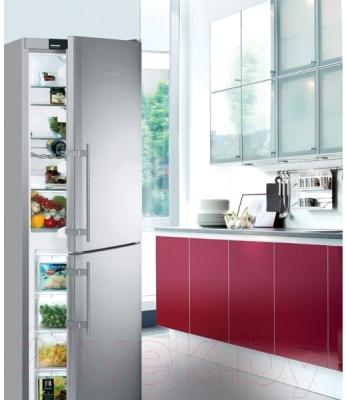 Холодильник с морозильником Liebherr CUNesf 3923