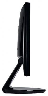 Монитор Asus VE228T - вид сбоку