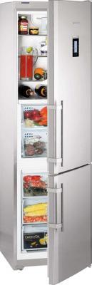 Холодильник с морозильником Liebherr CBNes 3956 - общий вид