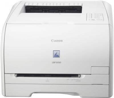 Принтер Canon i-SENSYS LBP5050 - общий вид
