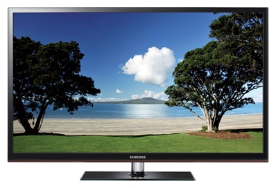 Телевизор Samsung PS51D490A1W - общий вид