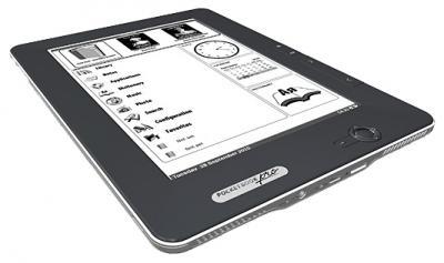Электронная книга PocketBook Pro 902 - вид сбоку