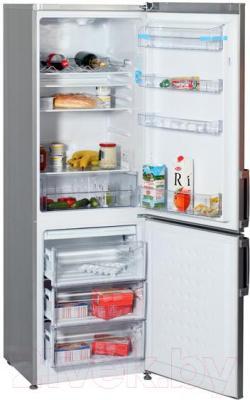 Холодильник с морозильником Beko CS334020S