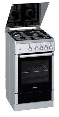 Кухонная плита Gorenje G51103AX - вид спереди
