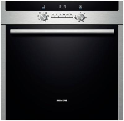 Электрический духовой шкаф Siemens HB 43AT540E - Вид спереди