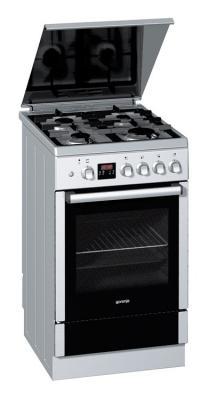 Кухонная плита Gorenje GI53378AX - вид спереди