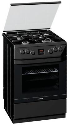 Кухонная плита Gorenje GI62396DBR - вид спереди