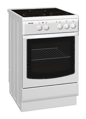 Кухонная плита Gorenje EC235W - вид спереди