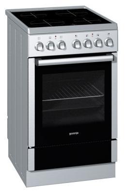 Кухонная плита Gorenje EC52203AX - вид спереди