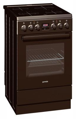 Кухонная плита Gorenje EC52303ABR - вид спереди