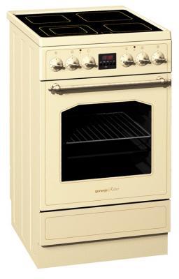 Кухонная плита Gorenje EC55320RW - вид спереди