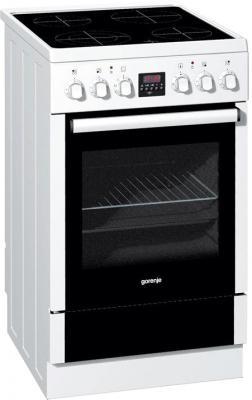 Кухонная плита Gorenje EC57341AW - общий вид