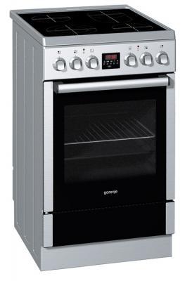 Кухонная плита Gorenje EC57341AX - вид спереди