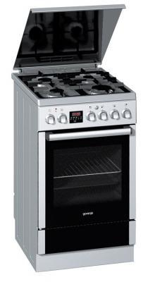 Кухонная плита Gorenje K55320AX - вид спереди