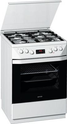 Кухонная плита Gorenje K65345BW - общий вид