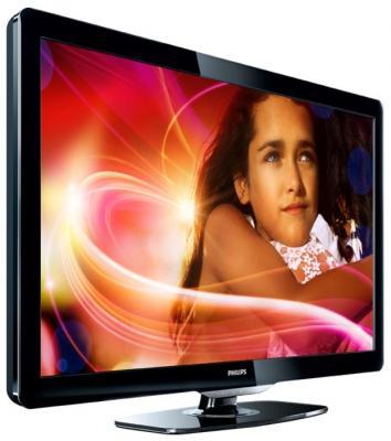 Телевизор Philips 42PFL4606H/60 - общий вид