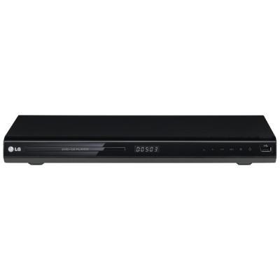 DVD-плеер LG DVX647K - вид спереди