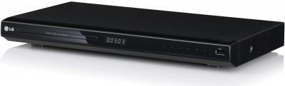 DVD-плеер LG DVX647KH - Вид спереди
